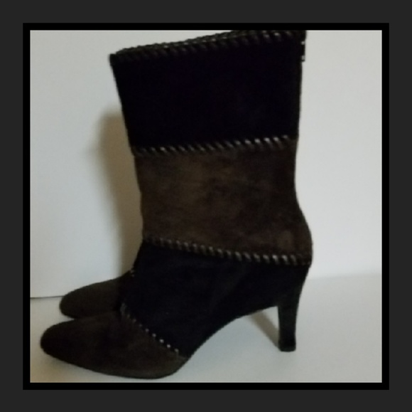 Newport News Shoes Easy Style Boots Poshmark